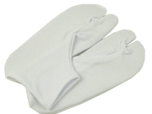 お子様用 ストレッチ足袋 白 (15~16cm)