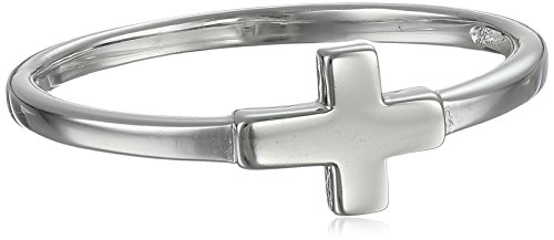 14k-Gold-Cross-Ring-Size-7