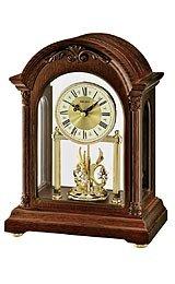 Seiko Swarovski® Crystals Mantel clock #QXN224BLH