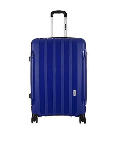 RODIER Trolley rígido Vulsini Azul 60 cm
