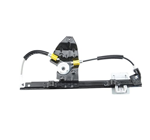 A-Premium Power Window Regulator Without Motor for Land Rover Freelander 2002-2005 Left Driver Side (Land Rover Lifter compare prices)