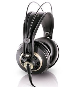 Akg K240Studio Semi Open Studio Headphones