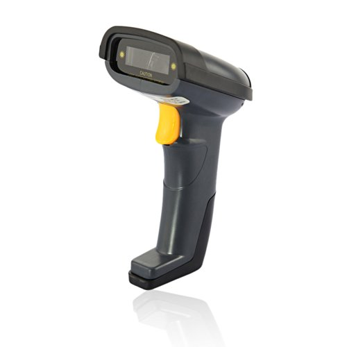 Tabstore Dbpower® Handheld 2.4Ghz Wireless Automatic Barcode Scanner With Usb Rechargeable Calbe 650Nm Laser 30-50M Communication Range 78Scans/Sec. Reading Speed Dc 5V 75Ma Plug And Play For Supermarkets Pharmacies Bakeries Book Stores Fashion Stores Tob