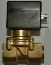 Half-inch Pipe Gas Shut Off Valve For Natural Gas Detector from Ability Superstore