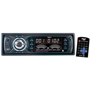 PYLE PLCD66MU AM/FM Radio CD/MP3 Player with USB/SD/MMC Card Reader