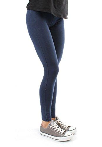 Converse -  Pantaloni sportivi  - Donna blu L