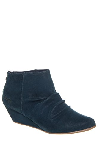 Luminate Low Wedge Bootie