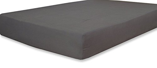 Fitted Sheet (Queen - Grey) - Deep Pocket Brushed Velvety Microfiber, Breathable, Extra Soft and Comfortable - Wrinkle, Fade, Stain and Abrasion Resistant - by Utopia Bedding (Bed Sheets Deep Pocket Queen compare prices)