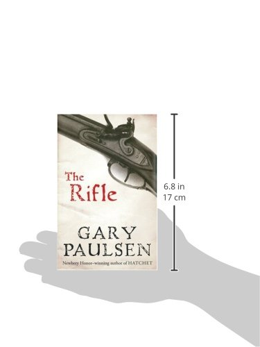 the rifle by gary paulsen book report Read the rifle by gary paulsen with rakuten kobo this tough, thought-provoking novel for young adults takes deadly aim at the oft-quoted notion: guns don't kill people.