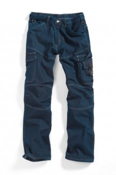 Arbeitshose-BP-WORKWEAR-1466-Jeans-Deep-Blue-Stone-Gr-44-64-90-110-24-28