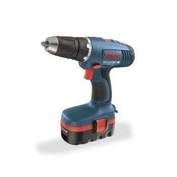 Factory-Reconditioned Bosch 34618-RT 18 Volt 1/2-Inch CompactTough Drill/Driver Kit