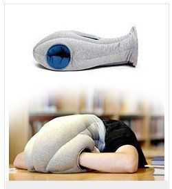 Roto - The Magical Ostrich Pillow Office the Nap Pillow Car Pillow Everywhere Nod Off to Sleep