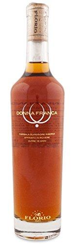 Florio - Vino Donna Franca Marsala Riserva - 2015 - 1 Bottiglia da 750 ml