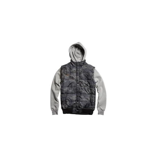 Fox Racing Parnell Jacket [Charcoal Camo] S Charcoal Camo Small 01716 343 S