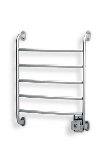 Big Save! Warmrails HSRC Regent 25.25-Inch Wall Mounted Towel Warmer, Chrome Finish