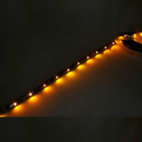 Yellow Night Flight Led Light Strips For Rc Model 90Cm