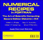 Numerical Recipes in FORTRAN 77 Macintosh Diskette Version 2.0: The Art of Scientific Computing (0521437164) by Press, William H.
