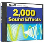 Snap! 2,000 Sound Effects