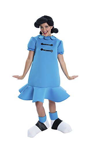 Toy Island Girls Lucy Adult Costume, Small