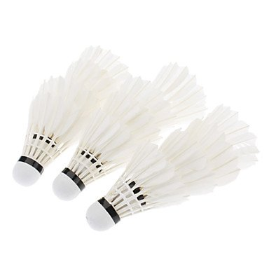 Zcln8810 Nixon Durable High Quality Badminton Shuttlecocks(12 Pcs)