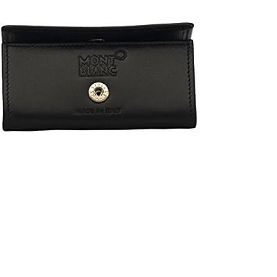 モンブラン名作コインバッグMstコインケースコインケース、ブラック