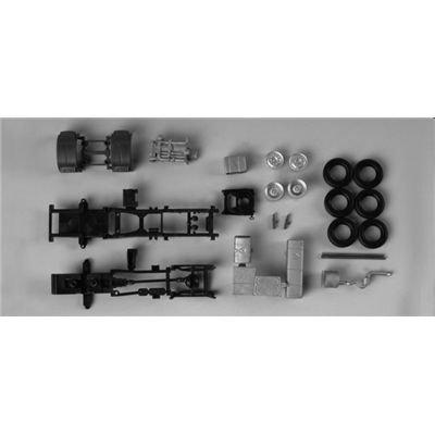 082716 - Herpa - Zugmaschinen-Fahrgestell DAF XF 105 2-achs
