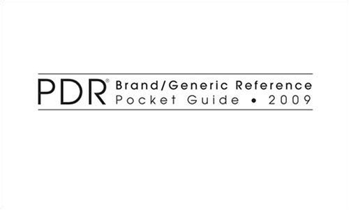 pdr-brand-generic-reference-pocket-guide-2009-by-physicians-desk-reference-2008-11-01
