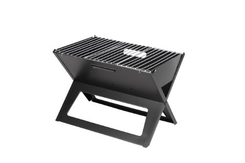 316CMahmupL. SL500  Fire Sense Notebook Charcoal Grill