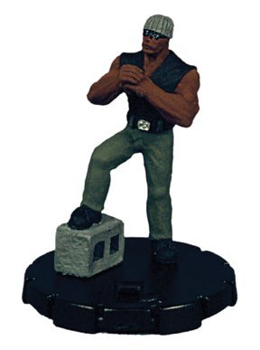 HeroClix: Luke Cage # 16 (Rookie) - Avengers (Luke Cage Action Figure compare prices)