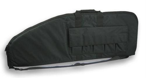 VISM by NcSTAR 2 RIFLE MAG OR RADIO POUCH// BLACK