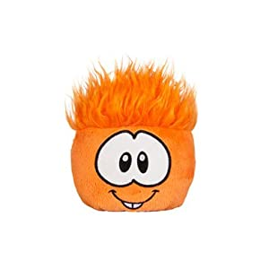 Club Penguin Puffle Series 6 Orange