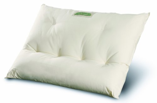 Natura Organic Contour Standard Pillow