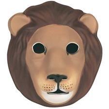 1 X Foam Lion Mask by Wild Republic