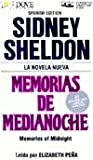 Memorias De Medianoche / Memories of Midnight (Spanish Edition)