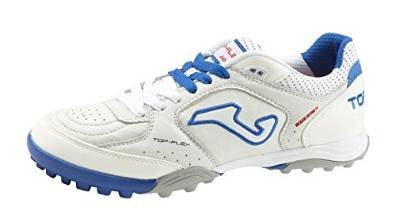 Joma Scarpe Calcetto TOP FLEX 502 Outdoor Uomo Blanco (38)