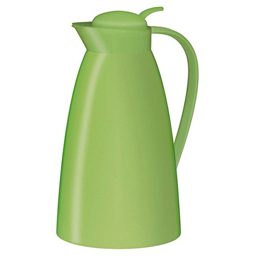 Service Ideas 825082100 Apple Green Plastic Eco Alfi 1 Liter Carafe