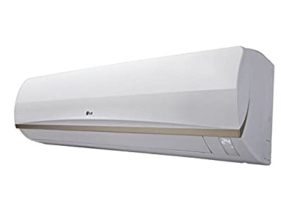 LG LSA5AT2D Split AC (1.5 Ton, 2 Star Rating, White)