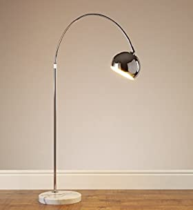 Large Curve Floor Lamp