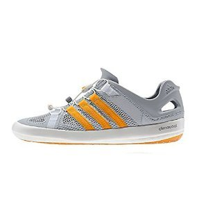 Adidas Outdoor Girl's Climacool Gray Sneakers 8 M