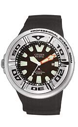 Citizen Men's Eco-Drive Professional Diver watch #BJ8050-08E