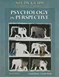 Psychology in Perspective & Study Guide Pkg (0130937320) by Tavris, Carol