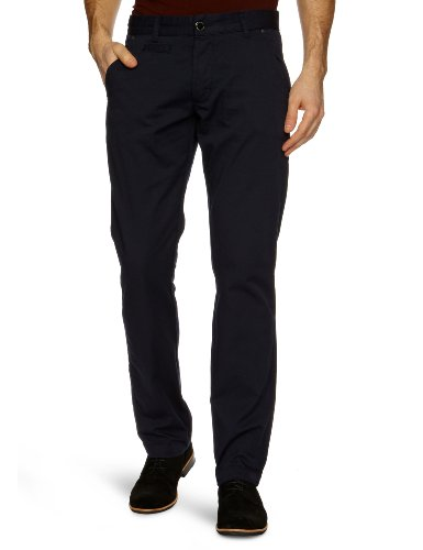 Selected Homme Three Store T Relaxed Men's Trousers Night Sky W36INxL34IN
