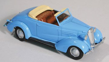 Lindberg 1:32 scale 1937 Chevy Convertible