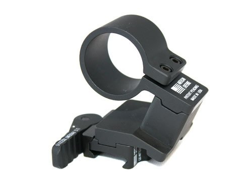 Cheap American Defense Magnifier Swing Off Mount - Lower 1/3rd Height