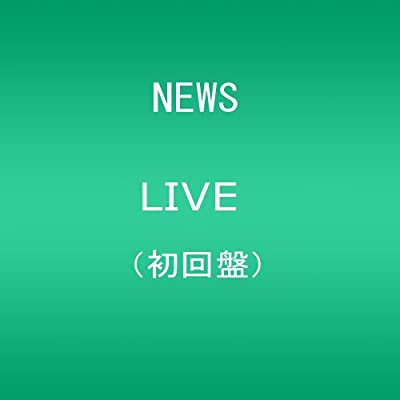 LIVE(初回限定盤)(DVD付)をAmazonでチェック!