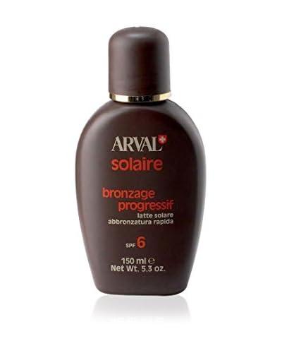 Arval Sun Bronzage Progressif Spf 6 150 ml
