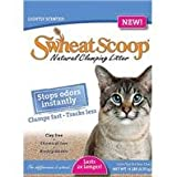 SWHEAT SCOOP 877011 Swheat Scoop Litter Lightly Scented Bags, 25-Pound