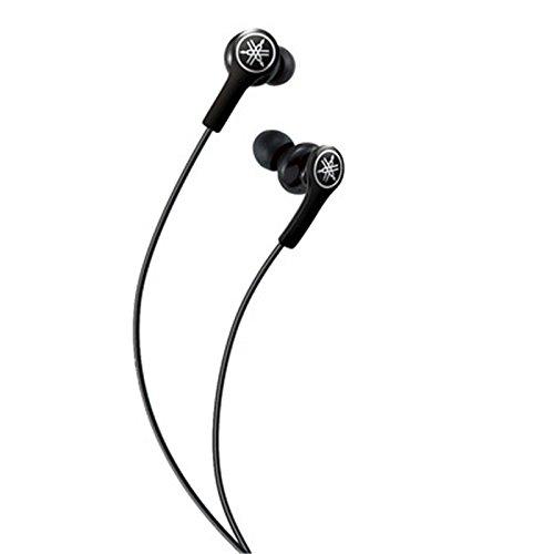 Yamaha EPH-M100 - Auriculares in-ear (3.5 mm), negro