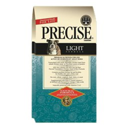 Precise 726025 Canine Light Food Dry Food for Pets, 30-Pound
