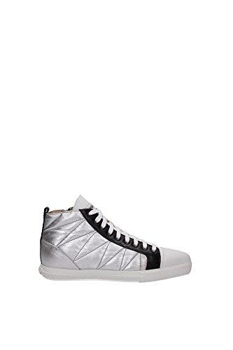 Sneakers Donna Miu Miu 5T9039 3O76 F0QAW - Colore - Argento, Taglia scarpa - 39